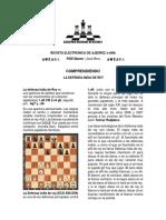 Revista Electronica de Ajedrez