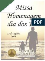 Missal Dia Dos Pais 2018