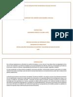 Propuesta de Arquitectura Tecnológica de Base de Datos