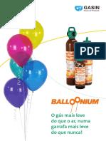 Pt PT Balloonium