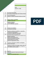 Migration Plan to SAP S4 HANA Finance