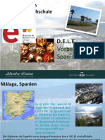 Spanisch DELE Prüfungskurs | Vorbereitungskurs für die D.E.L.E Kurs | Spanisch sprachkurs in Malaga