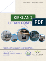 Kirkland Gondola Memo — Draft Dec 3