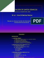 6. Analisis de Las Secciones Sismicas