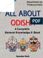 All About Odisha- A complete GK book (pdf)