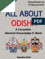 All About Odisha- A complete GK book (pdf)