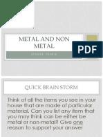 Powerpointonmetalandnonmetal (1)