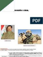 038.- Invasión a Irak.
