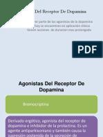 Agonista Del Receptor de Dopamina