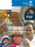 Copy of 19518521 Basic Handbook on HUMAN RIGHTS