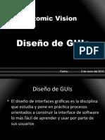Diseño de GUIs