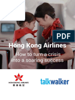 Hong Kong Airlines Case Study
