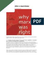 10 Mitos Sobre Marx