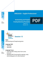 20181012152243_PPT10-EnGL6163-Summarizing and Paraphrasing Texts