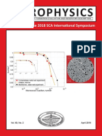 Petrophysics Vol. 60 No. 2 April 2019