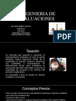 Diplomado en Tasaciones y Peritaje de Periodos Urbanos
