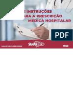 Manual de Instruções Para a Prescrição Médica Hospitalar