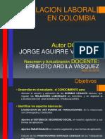 Resumen Legislacion Laboral en Colombia Abr 2018