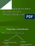 fonacion