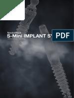 Catalog - Smini Implant - 151209