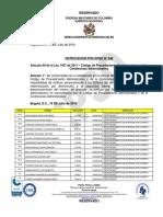 AVISO 48 del  19 de julio de 2016 -RESOLUCIONES  216787-216861
