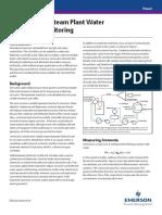 Application Note Inferred Ph in Steam Plant Water Chemistry Monitoring Rosemount en 72938