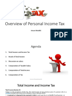 Overview of personal home tax