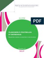 Guide Rage Planchers Poutrelles Entrevous Neuf 2014-12-0 (1)