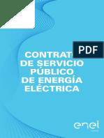 Contrato Servicio Publico Energia Electrica 2019
