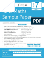 523915961 ISFO Sample Paper Math 7