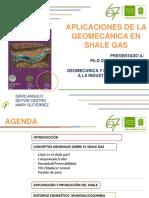 Geomecánica del shale gas