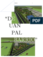 Informe Barrio La Libertad