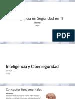 Inteligencia en Seguridad en TI