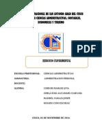 Universidad Nacional de San Antponio Abad Del Cusco Facultad de Ciencias Administrativas 2