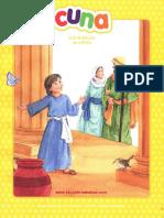 Lecciones bíblicas para niños de cuna