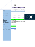 Group 6 - Reliance Equity Valuation