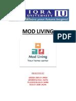 Mod Living Report