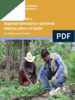 cambio climatico y seguridad alimentaria y nutricional