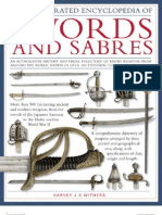 The Illustrated Encyclopedia of Swords and Sabres by Harvey J S Withers