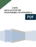 Ejercicios Resueltos de Ingenieria Economica
