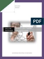Trabajo Estructura y Diseno Organizacion