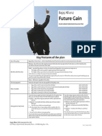 Future gain