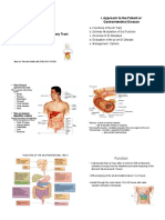 Disorders of the Alimentary Tract