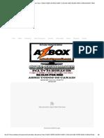 Portal Azbox Bravissimo Twin_ Como Fazer Um Recovery Com Um Cabo Rs232 Para o Bravissimo Twin