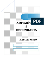 aritmetica 2° secundaria