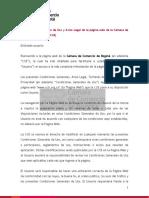 Términos y Condiciones de Uso Del Portal CCB