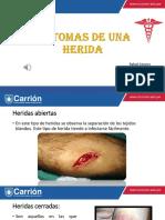 Sintomas de las heridas.pptx