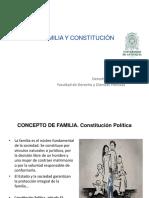 1. Familia y Constitución