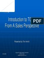 0-Introduction to TOFD From a Sales Perspective Iss 1 Jan 05