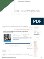 Cimientos Económicos - Cimientos Económicos